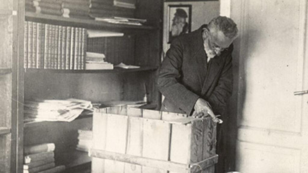 Where To: America or Palestine? Simon Dubnov's Memoir of Emigration Debates in Tsarist Russia