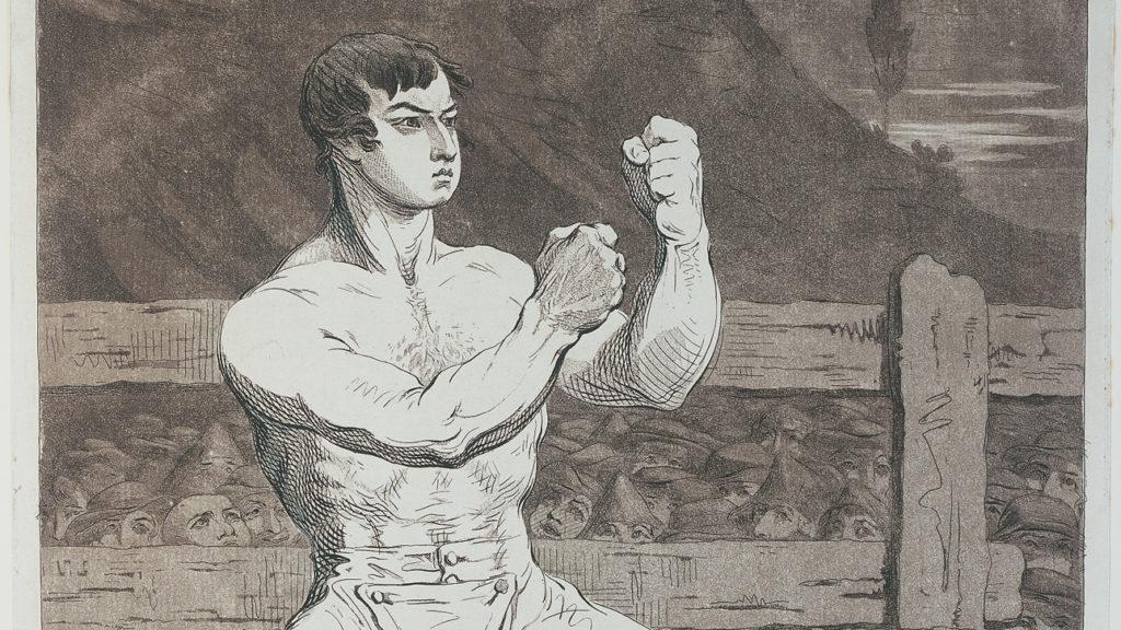Muscular Judaism