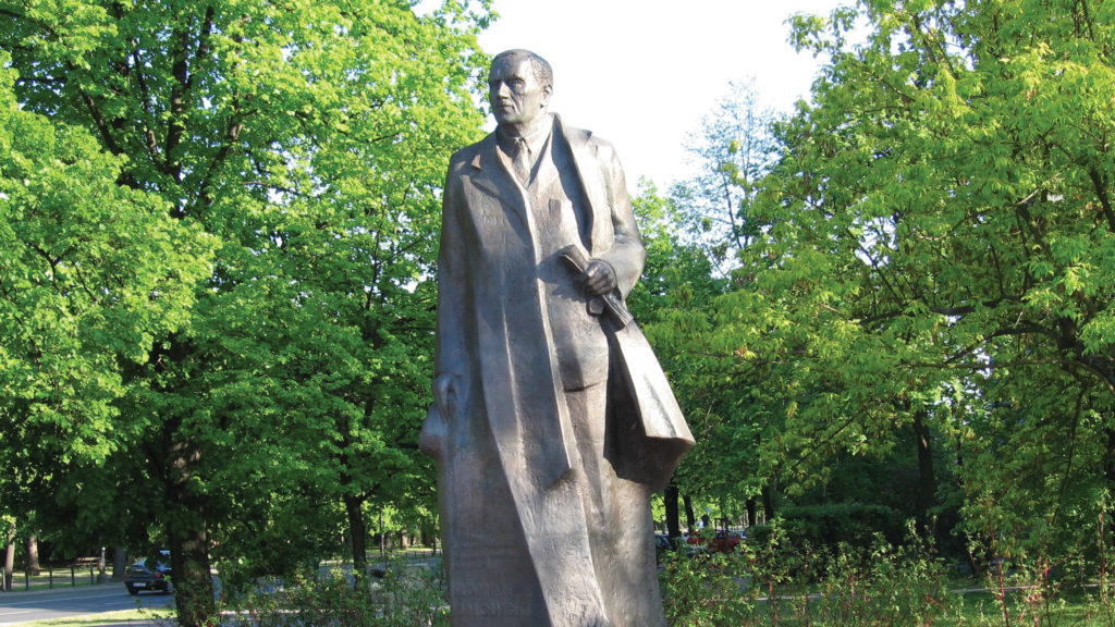 What We Talk About When We Talk About Stepan Bandera: A Rejoinder to Dovid Katz