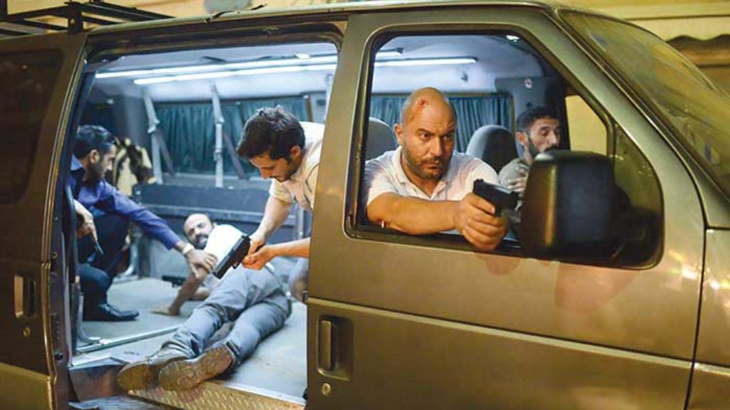 Fauda: The Wages of Chaos