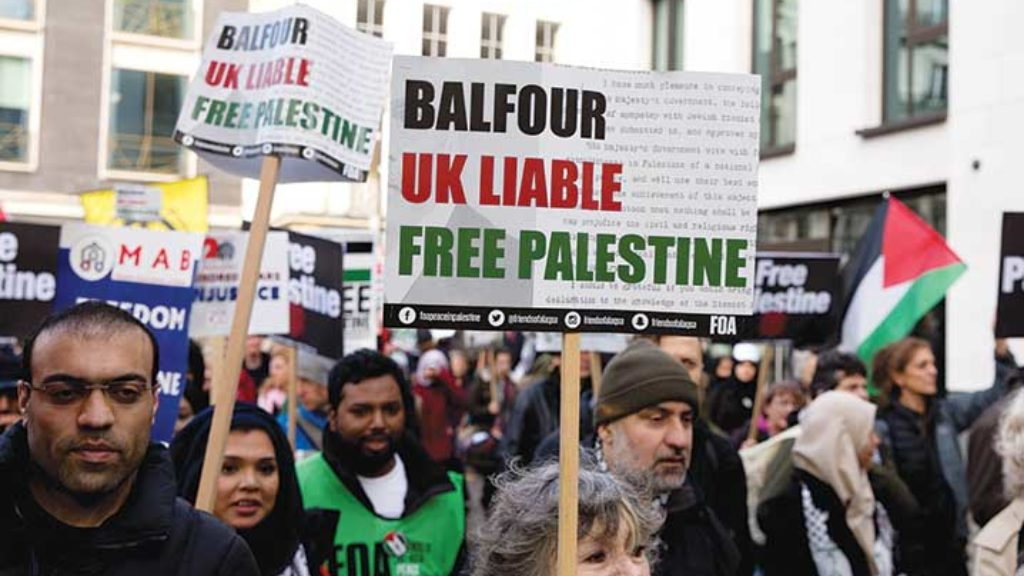 100 Years of Solicitude: Commemorating Balfour