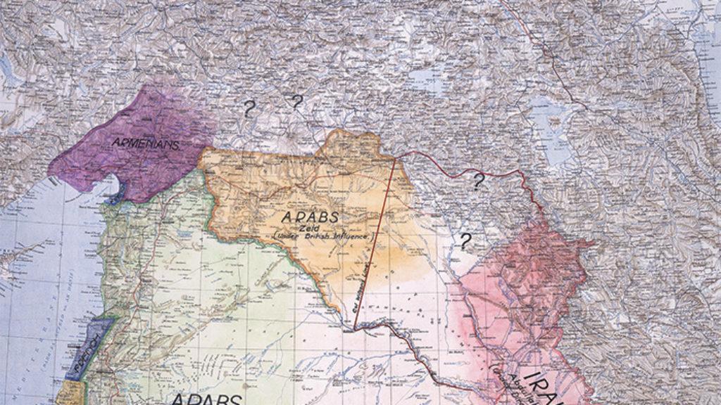 Chaim of Arabia: The First Arab-Zionist Alliance