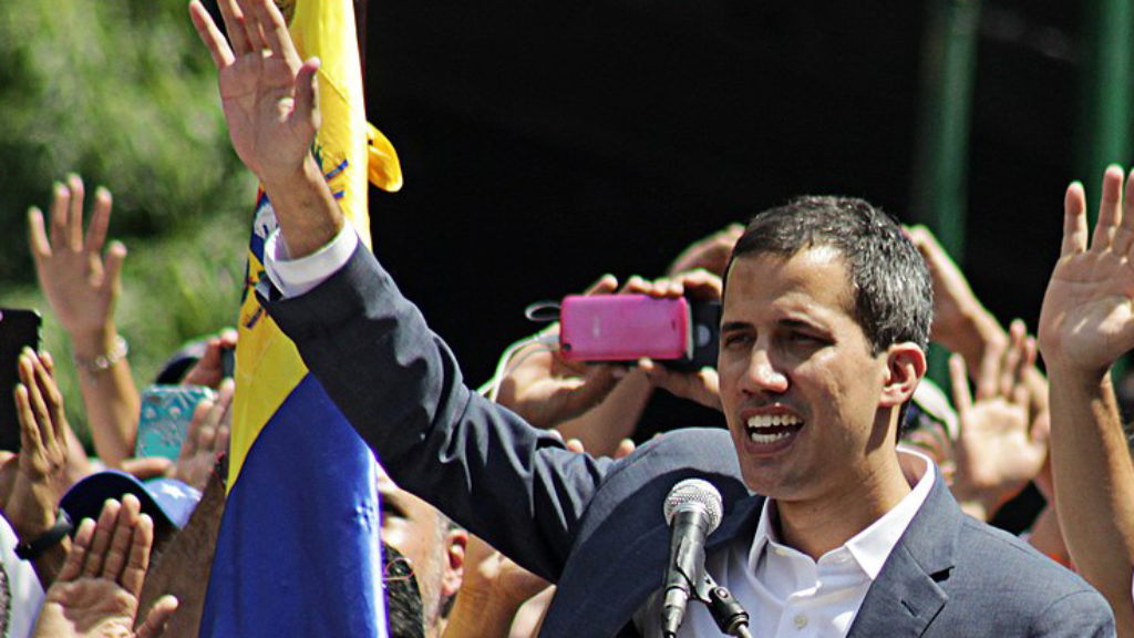 Waiting for Passover—and Revolution—in Venezuela